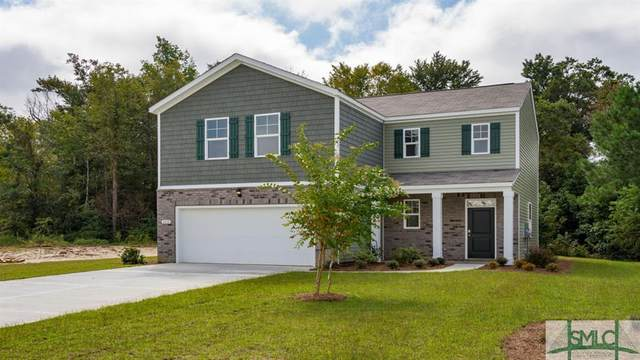 7 Scout Court, Savannah, GA 31407 (MLS #236407) :: McIntosh Realty Team
