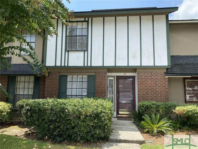 459 Mall Boulevard #17, Savannah, GA 31406 (MLS #236412) :: Partin Real Estate Team at Luxe Real Estate Services