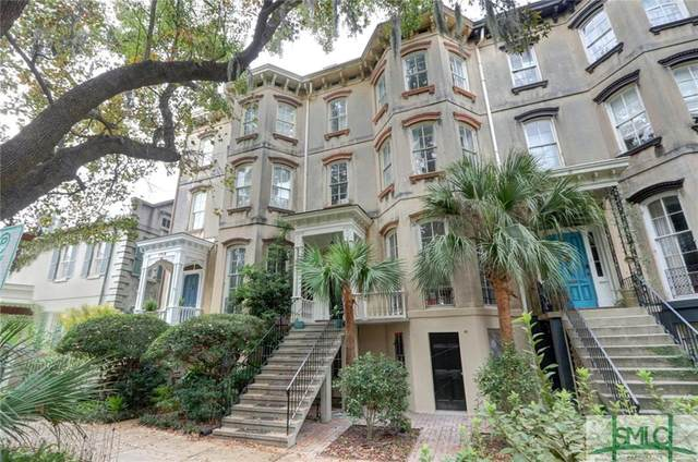 110 E Gaston Street, Savannah, GA 31401 (MLS #236415) :: Heather Murphy Real Estate Group