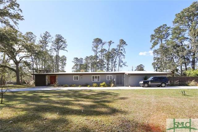 402 Arlington Road, Savannah, GA 31419 (MLS #236416) :: Keller Williams Coastal Area Partners