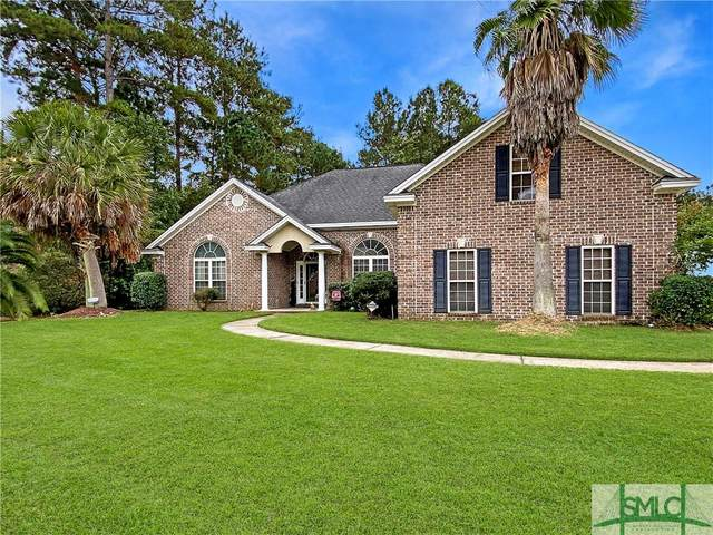 3 Pampas Drive, Pooler, GA 31322 (MLS #236422) :: McIntosh Realty Team