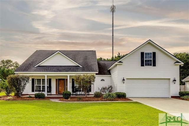 103 Cobbleton Drive, Rincon, GA 31326 (MLS #236423) :: RE/MAX All American Realty