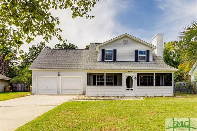 890 Osprey Drive, Richmond Hill, GA 31324 (MLS #236429) :: Barker Team | RE/MAX Savannah