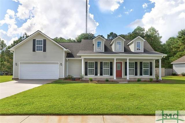105 Cobbleton Drive, Rincon, GA 31326 (MLS #236444) :: RE/MAX All American Realty