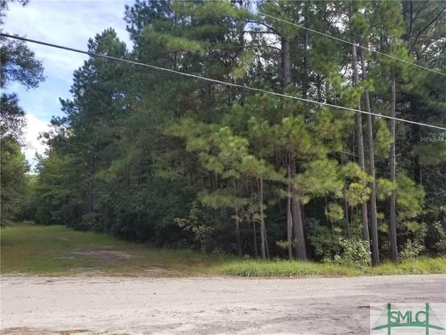 1388 Seabrook Island Drive, Midway, GA 31320 (MLS #236446) :: Barker Team | RE/MAX Savannah