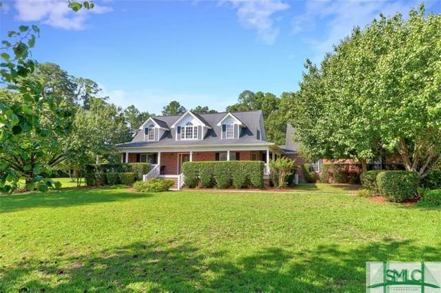 104 Lakewood Drive, Guyton, GA 31312 (MLS #236448) :: Keller Williams Coastal Area Partners