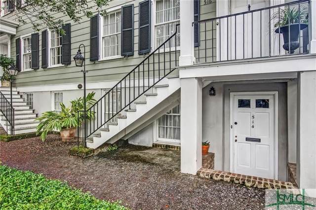 514 E Saint Julian Street, Savannah, GA 31401 (MLS #236459) :: Heather Murphy Real Estate Group