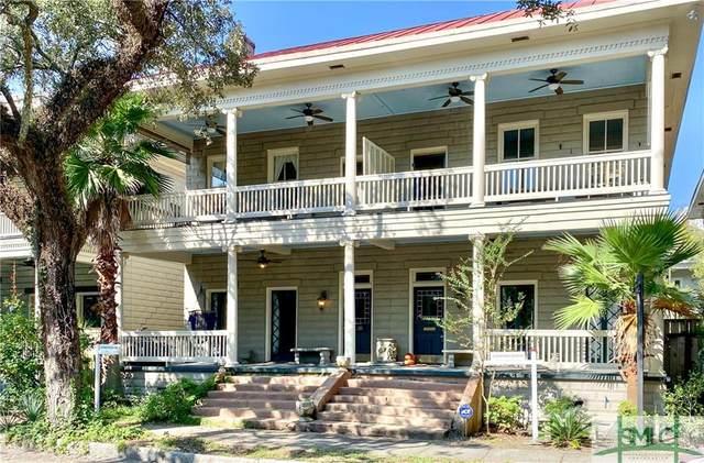 116 - 118 W 38th Street, Savannah, GA 31401 (MLS #236461) :: Heather Murphy Real Estate Group