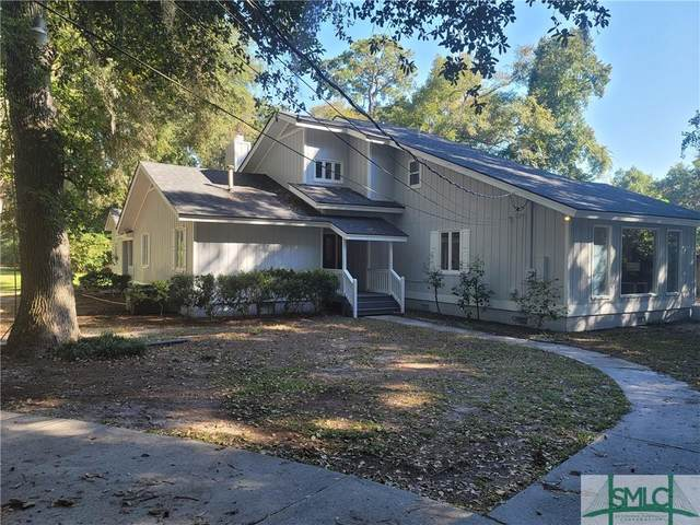 14105 Coffee Bluff Road, Savannah, GA 31419 (MLS #236463) :: Partin Real Estate Team at Luxe Real Estate Services