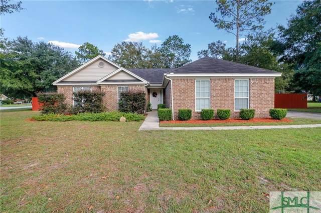 40 Alex Drive, Ellabell, GA 31308 (MLS #236468) :: The Arlow Real Estate Group