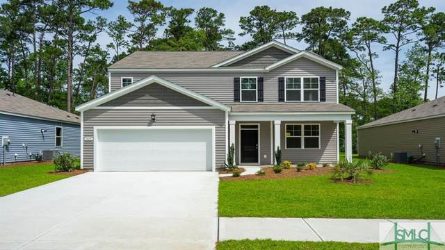 118 Decker Drive, Pooler, GA 31322 (MLS #236476) :: The Arlow Real Estate Group