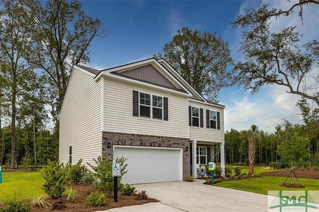 121 Decker Drive, Pooler, GA 31322 (MLS #236477) :: The Arlow Real Estate Group