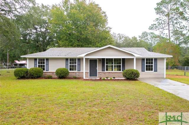 410 Plantation Way, Rincon, GA 31326 (MLS #236482) :: RE/MAX All American Realty