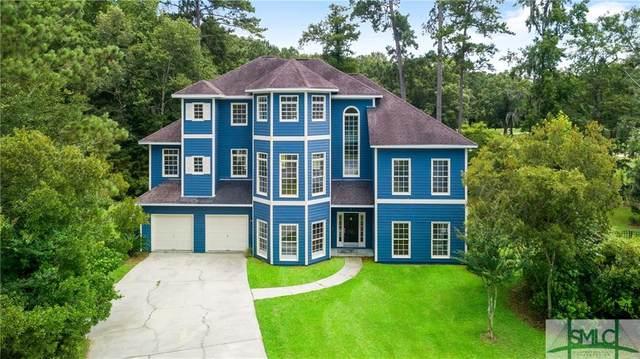 12 Amberwood Circle, Savannah, GA 31405 (MLS #236483) :: Liza DiMarco