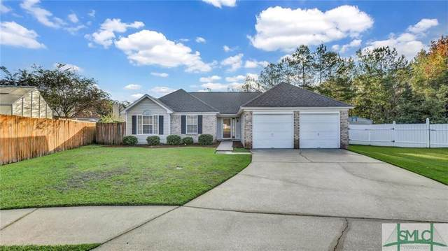 4 Fawn Court, Pooler, GA 31322 (MLS #236493) :: Barker Team | RE/MAX Savannah