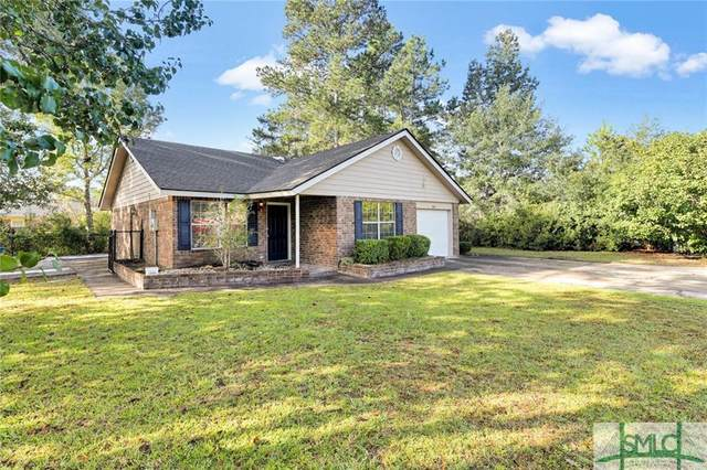 325 Nottingham Way, Hinesville, GA 31313 (MLS #236494) :: Bocook Realty