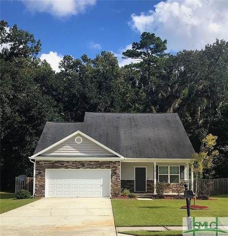 1518 Bradley Boulevard, Savannah, GA 31419 (MLS #236505) :: The Arlow Real Estate Group