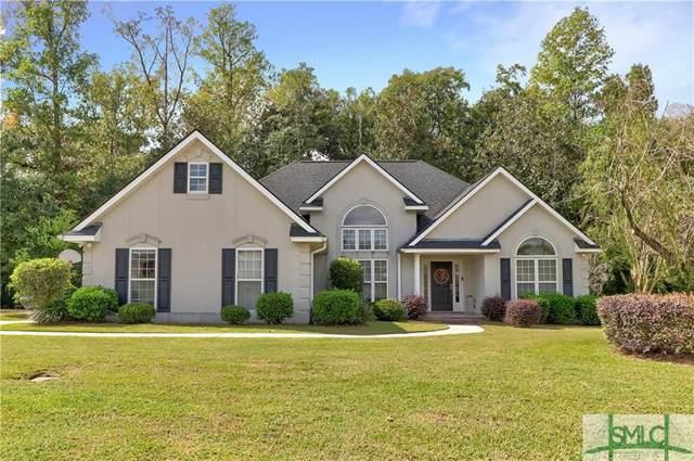 230 Oxford Circle, Rincon, GA 31326 (MLS #236512) :: Coastal Savannah Homes