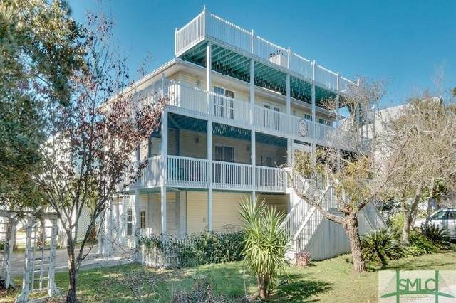 1 Shipwatch Circle, Tybee Island, GA 31328 (MLS #236517) :: Coastal Savannah Homes