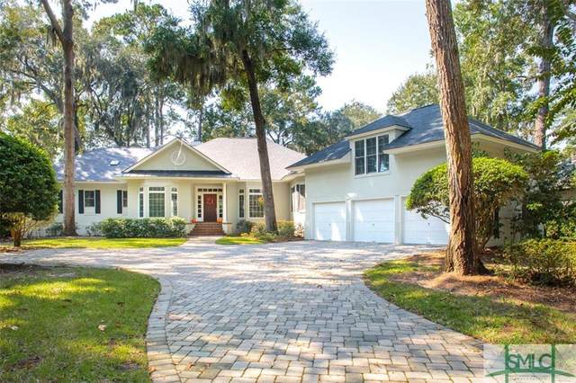 4 Grebe Lane, Savannah, GA 31411 (MLS #236520) :: The Arlow Real Estate Group