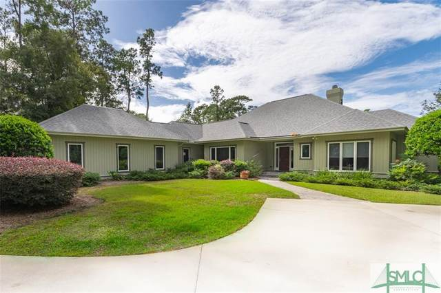 12 Sundew Road, Savannah, GA 31411 (MLS #236521) :: Team Kristin Brown | Keller Williams Coastal Area Partners