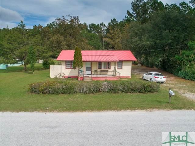 180 Bowers Street, Pembroke, GA 31321 (MLS #236522) :: Keller Williams Coastal Area Partners