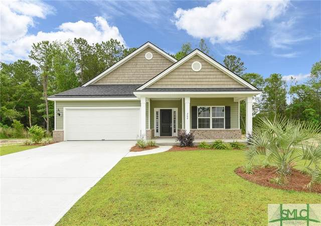 279 Hammock Drive, Richmond Hill, GA 31324 (MLS #236535) :: RE/MAX All American Realty
