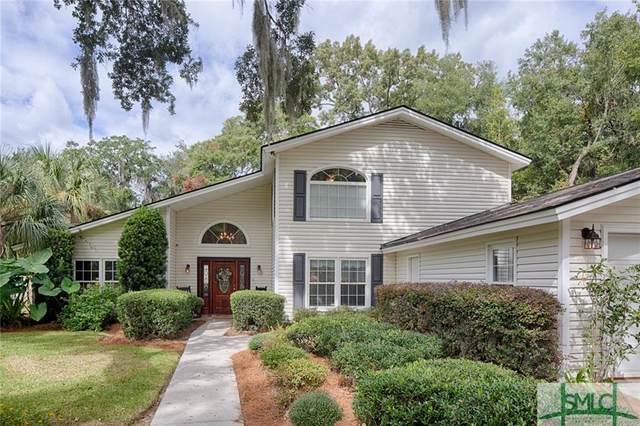 254 Suncrest Boulevard, Savannah, GA 31410 (MLS #236537) :: McIntosh Realty Team