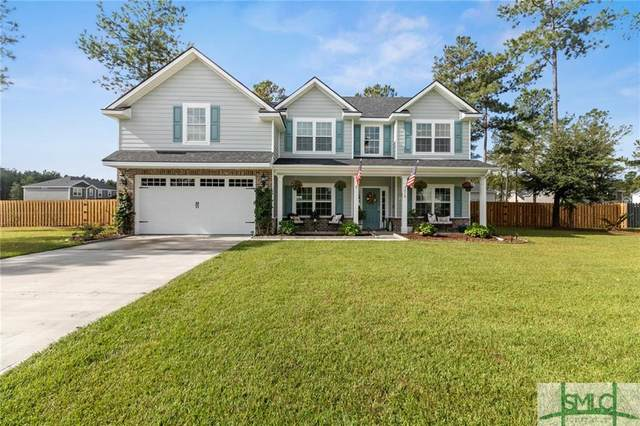 218 Shortleaf Trail, Richmond Hill, GA 31324 (MLS #236552) :: The Arlow Real Estate Group