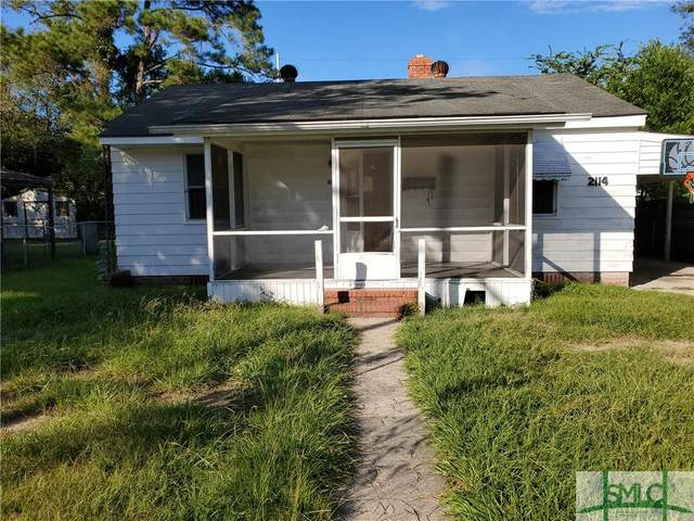 2114 Hawthorne Street, Savannah, GA 31404 (MLS #236557) :: Coastal Savannah Homes