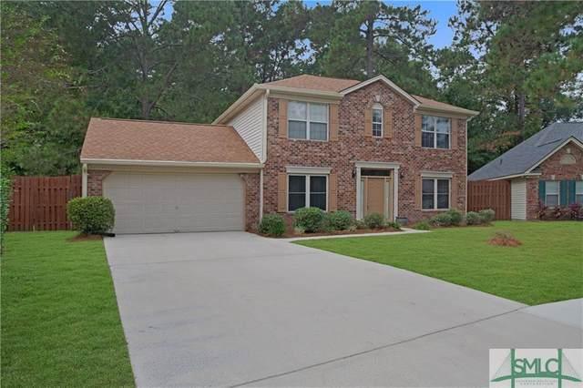 13 Cobblestone Court, Savannah, GA 31419 (MLS #236558) :: Barker Team | RE/MAX Savannah