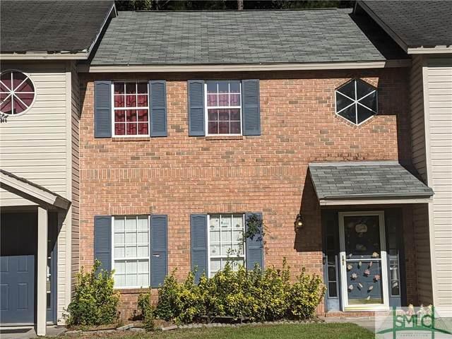 102 Towne Park Drive, Rincon, GA 31326 (MLS #236560) :: Barker Team | RE/MAX Savannah
