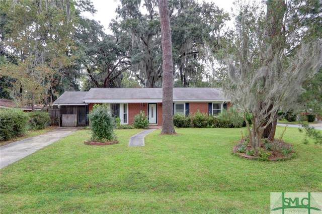516 Lee Street, Savannah, GA 31405 (MLS #236563) :: Barker Team | RE/MAX Savannah