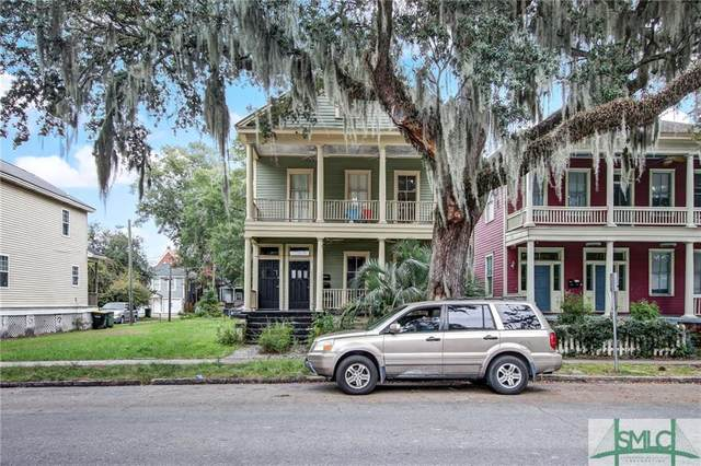 1722 Barnard Street, Savannah, GA 31401 (MLS #236567) :: Coastal Savannah Homes