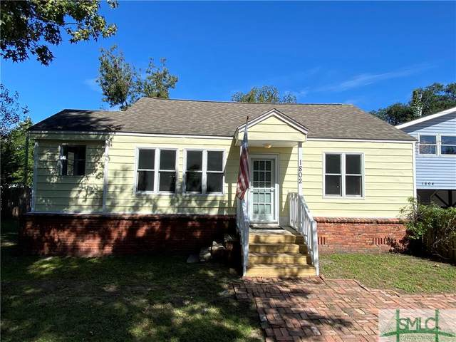1802 Capital Street, Savannah, GA 31404 (MLS #236571) :: The Arlow Real Estate Group