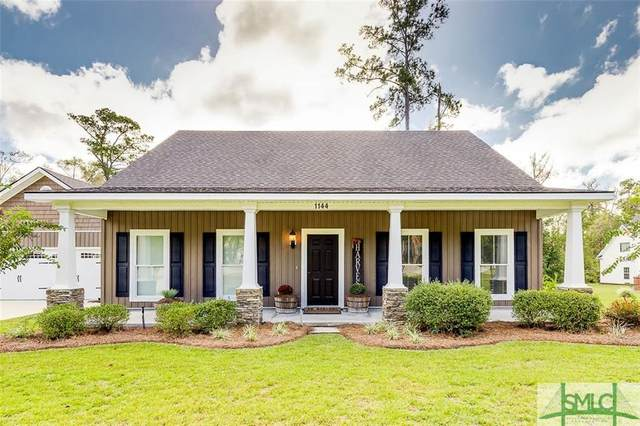 1144 Chimney Road, Rincon, GA 31326 (MLS #236579) :: Bocook Realty