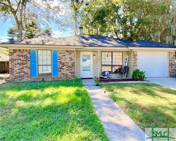 107 Fox Chase Road, Savannah, GA 31406 (MLS #236580) :: McIntosh Realty Team
