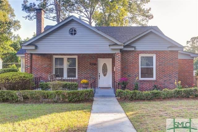 1607 E 51st Street, Savannah, GA 31404 (MLS #236582) :: The Sheila Doney Team