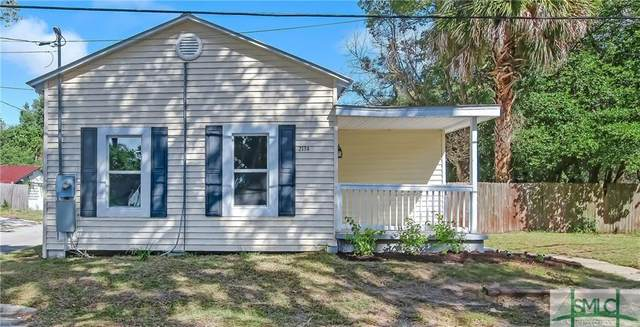 2134 Louisiana Avenue, Savannah, GA 31404 (MLS #236593) :: Teresa Cowart Team