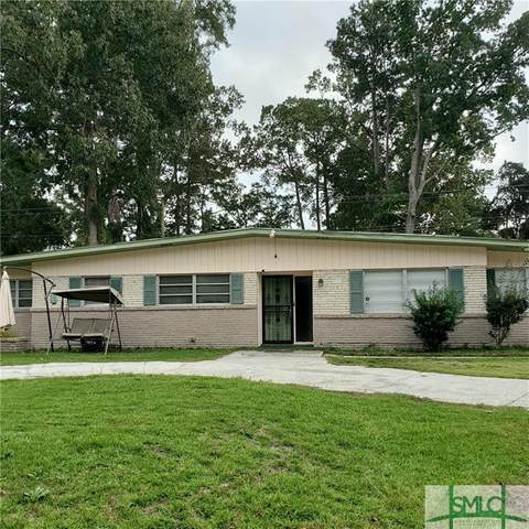 419 Windsor Road, Savannah, GA 31419 (MLS #236606) :: Team Kristin Brown | Keller Williams Coastal Area Partners