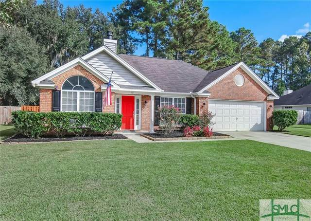 10 Coronado Court, Pooler, GA 31322 (MLS #236610) :: Coastal Homes of Georgia, LLC