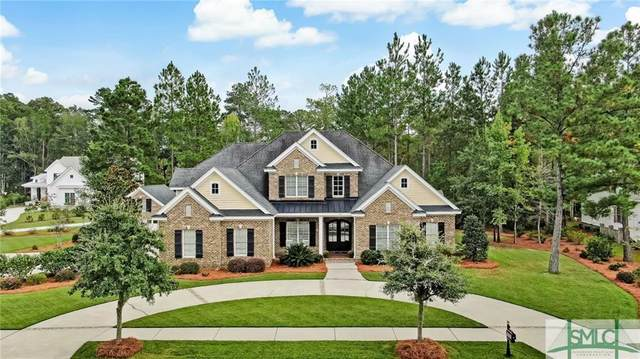 175 Spanton Crescent, Pooler, GA 31322 (MLS #236611) :: Coastal Homes of Georgia, LLC