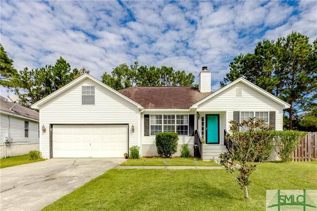 16 Marsh Hen Court, Savannah, GA 31419 (MLS #236619) :: Keller Williams Realty-CAP