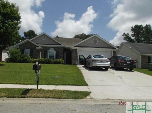 186 Aquinnah Drive, Pooler, GA 31322 (MLS #236629) :: Coastal Savannah Homes