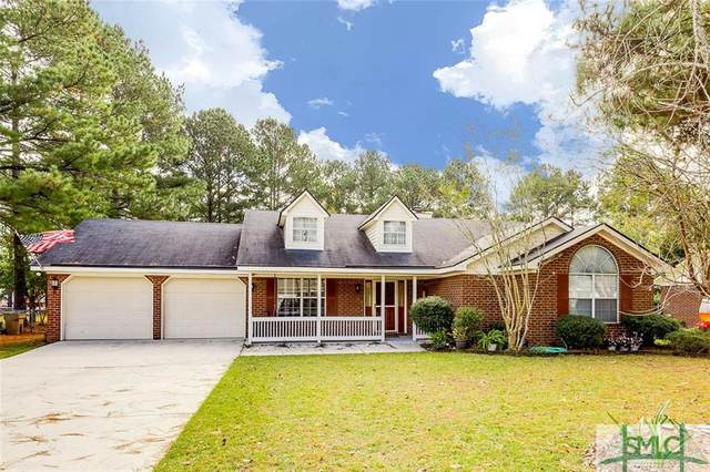 116 Lauren Drive, Rincon, GA 31326 (MLS #236631) :: RE/MAX All American Realty