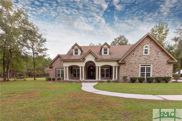 2371 Wilma Edwards Road, Ellabell, GA 31308 (MLS #236633) :: Heather Murphy Real Estate Group
