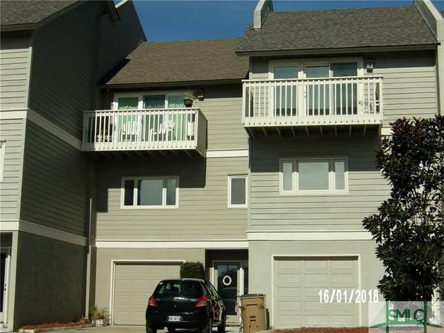 28 Taylor Street, Tybee Island, GA 31328 (MLS #236650) :: The Arlow Real Estate Group