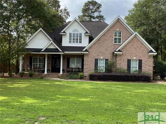 101 Autumn Drive, Rincon, GA 31326 (MLS #236657) :: Coastal Savannah Homes