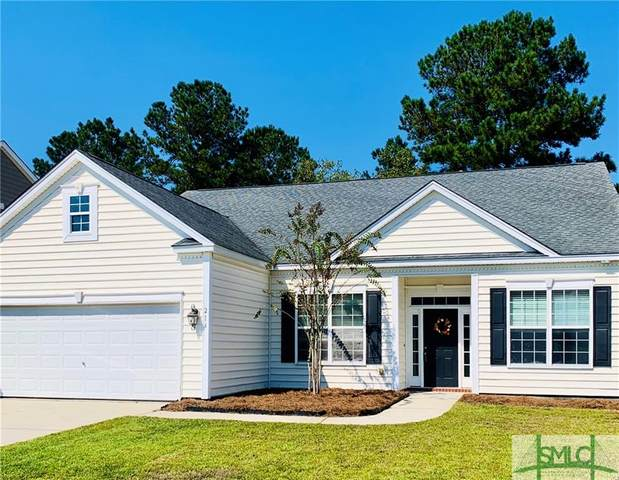 214 Grasslands Drive, Pooler, GA 31322 (MLS #236661) :: Coastal Homes of Georgia, LLC