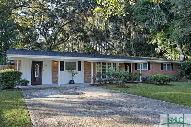 311 Willow Road, Savannah, GA 31419 (MLS #236664) :: Partin Real Estate Team at Luxe Real Estate Services